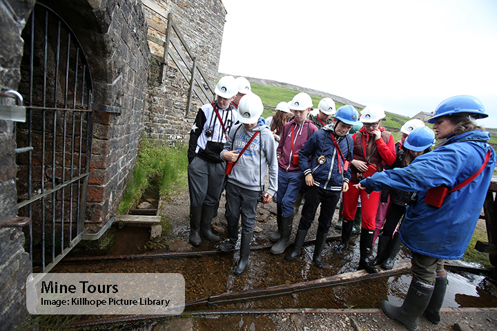 Mine Tours at Killhope