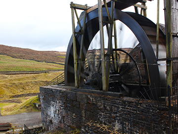 Killhope Wheel Museum